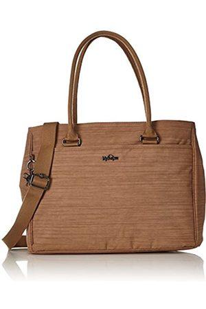 Kipling Artego, Women's Laptop Bag, Braun (Dazz Tan)