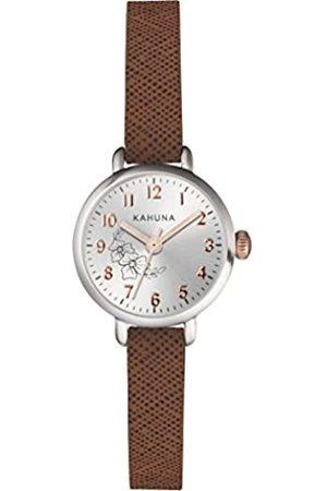 Kahuna Womens Analogue Classic Quartz Watch with PU Strap KLS-0393L