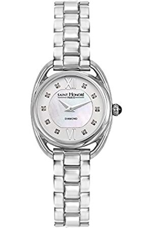 Saint Honore Women's Analogue Quartz Watch with Stainless Steel Strap 7211261YADN