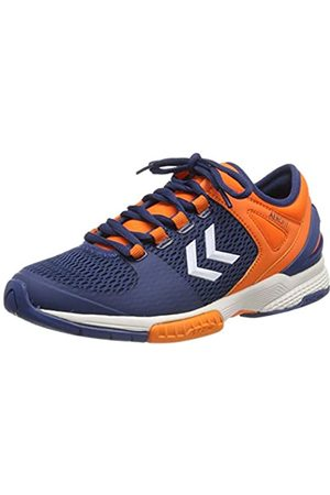 Hummel Unisex Adults' Aerocharge Hb 200 2.0 Multisport Indoor Shoes, (Poseidon 8616)