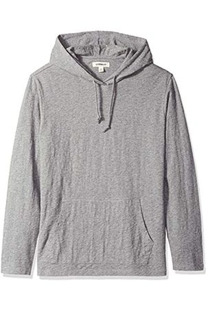 Goodthreads Amazon Brand - Long-sleeve Slub Pullover Hoodie T-Shirt