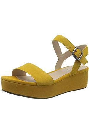 Ecco PLATEAUSANDAL, Platform Sandals Women's, (MERIGOLD 5366)