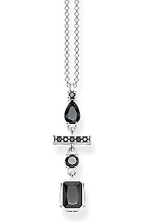 Thomas Sabo Women Silver Pendant Necklace KE1892-643-11-L45v