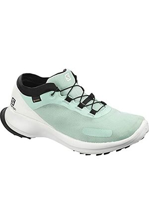 SALOMON Women's SENSE FEEL GTX W Trail Running Shoes, Turquoise (Icy Morn/ / )