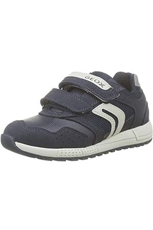 Geox J ALBEN BOY C Running Shoes, (Navy/ C0661)
