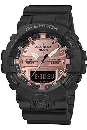 Casio Mens Digital Quartz Watch with Resin Strap GA-800MMC-1AER