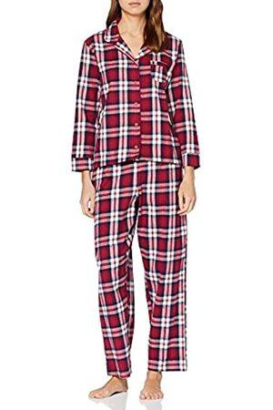Pour Moi Women's Cosy Check Pyjama Set