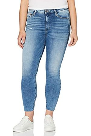 Tommy Hilfiger Women's Sylvia HR Super Skinny Ankle RXY Straight Jeans