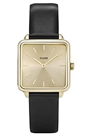 Cluse Womens Analogue Classic Quartz Watch with Leather Strap CL60004
