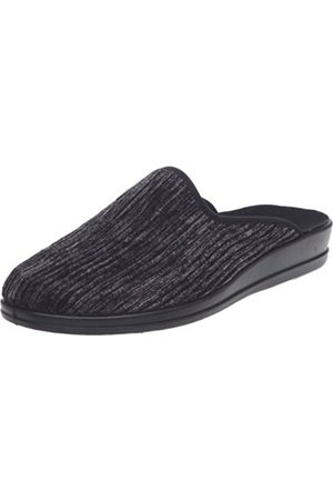 Rohde Lekeberg, Mens Open-Back Open Back Slippers (Graphit 83)