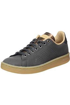 adidas Women's Advantage Fitness Shoes, (Grisei/Grisei/Stcapa 000)