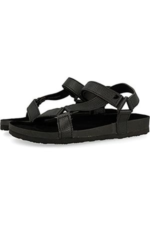 Gioseppo Men's 44514 Open Toe Sandals, ( Negro)