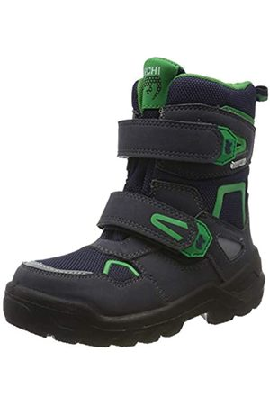 Lurchi Boys' Kaspar-Sympatex Snow Boots, (Atlantic 39)