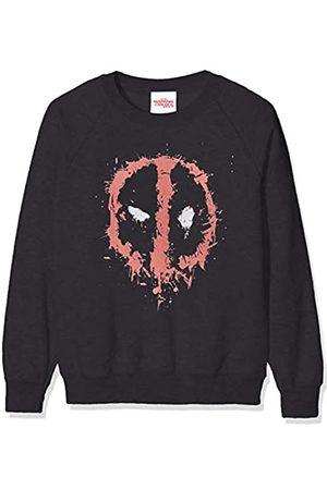 Marvel Girls Avengers Endgame Mono Black Widow Sweatshirt