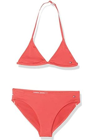 Tommy Hilfiger Girls' Triangle Swimwear Set