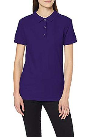 GILDAN Women's Premium Cotton Double Pique Polo Shirt