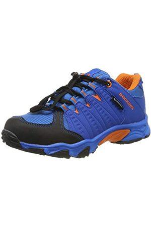 Dockers by Gerli Unisex Kids' 43wr709 Low-Top Sneakers, (Royal 630)