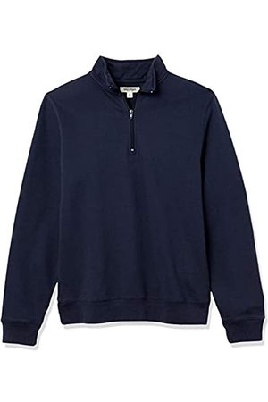 Goodthreads Lightweight French Terry Half-Zip Pullover Sweatshirt