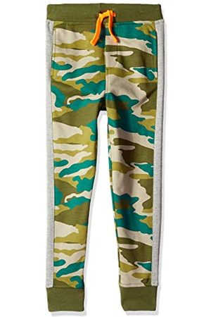 LOOK by crewcuts Side Stripe Sweatpant Camo