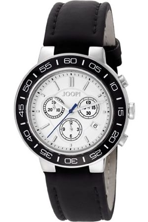 JOOP! Joop Insight Men's Quartz Watch with Dial Chronograph Display and Leather Strap JP100911F04