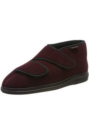 Fischer Unisex Adults' Ortho Hi-Top Slippers, (Bordo 341)
