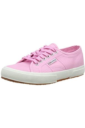 Superga Unisex Adults' 2750 Cotu Classic Trainers Low-Top, (Begonia )