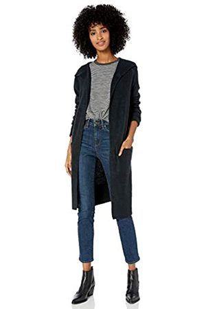 Goodthreads Mid-gauge Stretch Hooded No-closure Sweater