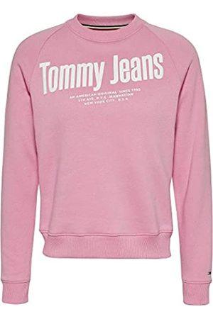 Tommy Hilfiger Women's TJW Chest Logo Sweatshirt
