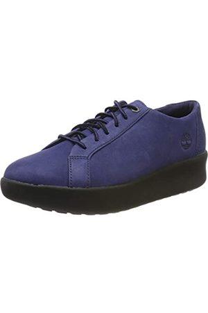 Timberland Women's Berlin Park Oxford Low-top Sneakers, (Dark Nubuck)