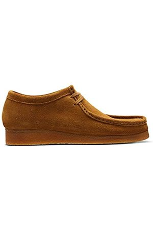 Clarks Clarks Wallabee Suede Shoes in Cola Standard Fit Size 7