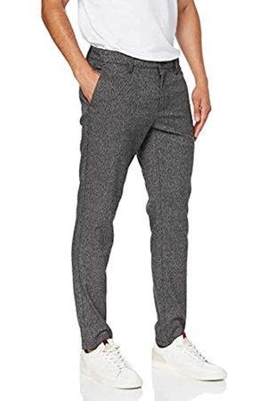Only & Sons NOS Men's ONSMARK Melange GW 3935 NOOS Pants, Gray (Medium Gray Melange)