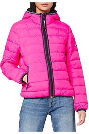 Tommy Hilfiger Women's TJW Quilted Tape Detail Jacket