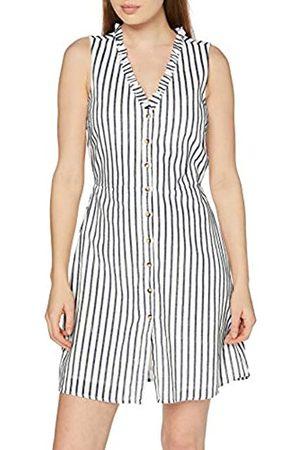 Vero Moda Women's Vmcoco Stripy Sl Short Dress WVN