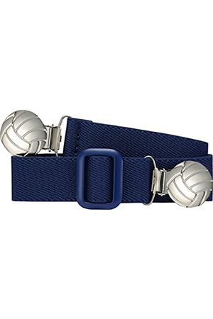 Playshoes Unisex Elastic with Football Clips Belt