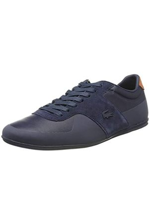 Lacoste Men's Turnier 117 1 Low-Top Sneakers, (Navy Cam1021003)