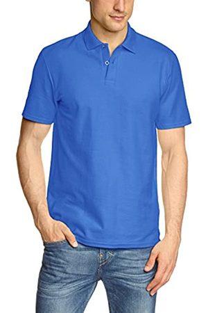 Anvil Men's 1/2 Sleeve Double Piqué Polo Shirt