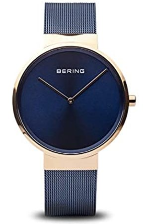 BERING Unisex Analogue Quartz Watch with Stainless Steel Strap 14531-367