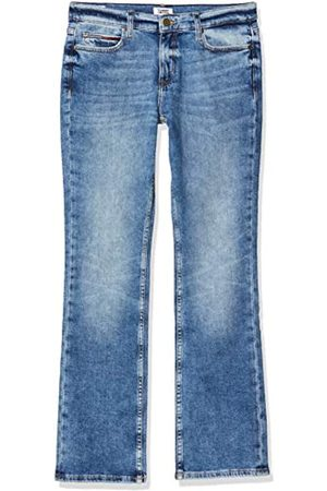 Tommy Hilfiger Women's TJ 1979 MID Rise Bootcut DSYLT Straight Jeans