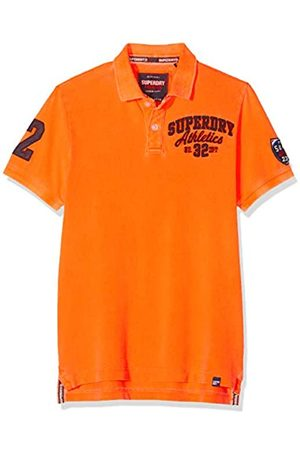 Superdry Men's Classic Superstate Pique Polo Shirt