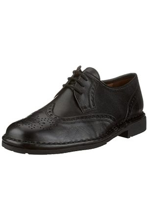 Sioux Men's Glasgow Oxfords, (Schwarz 20230)