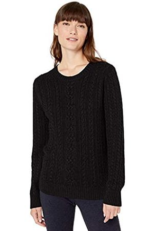 Amazon Essentials Fisherman Cable Crewneck Sweater