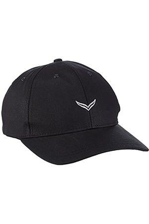 Trigema Men's Baseball Cap Schwarz (schwarz 008) Large