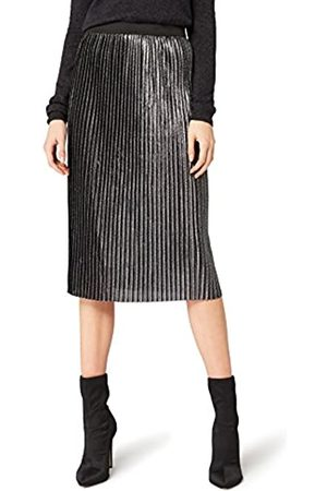 Dorothy Perkins Women's Chain Pleat Skirt