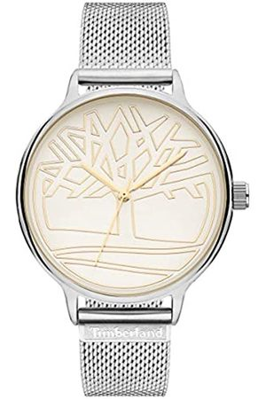 Timberland Womens Analogue Quartz Watch with Stainless Steel Strap TBL15644MYS.04MM