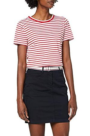 Tommy Hilfiger Women's GMD Cotton Tencel Slim Skirt