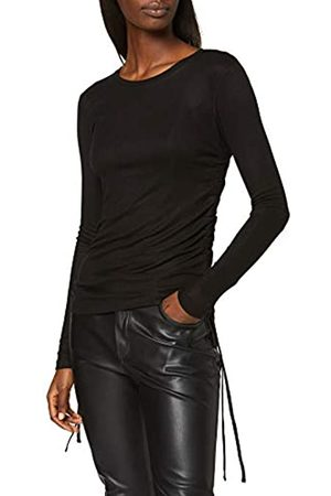 INSIDE Women's 8SPLN68 Longsleeve T-Shirt, (Negro 1)