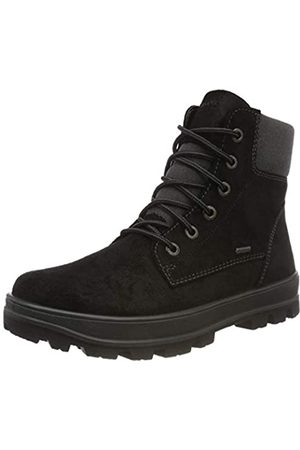 Superfit Boys' Tedd Gore-Tex' Snow Boots, (Schwarz 02 02)