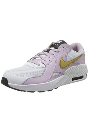 Nike Unisex Kids' Air Max Excee (gs) Sneaker, /Metallic -Ice Lilac-Off Noir