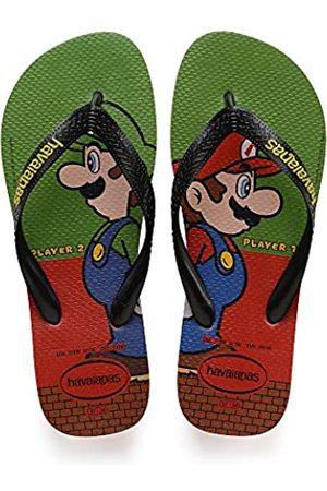 Havaianas Unisex Adult Mario Bros Toe Separator, (Strawberry), 39/40 EU (37/38 BR)
