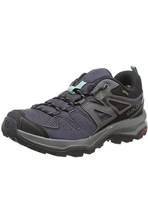 Salomon Women's Hiking Shoes X Radiant GTX W, (Graphite/Magnet/Trellis)